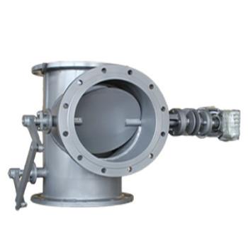 electric three way switching valve