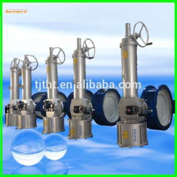 Трудно герметизации клапан - фланцевый клапан пневматический