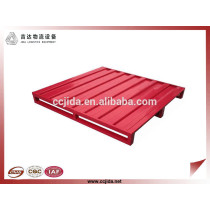 2-way collapsible heavy duty metal pallets