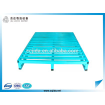 1000kg loading 2-way collapsible heavy duty metal pallets