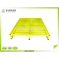 1000kg loading capacity 2-way collapsible heavy duty metal pallets