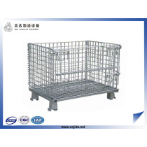 Storage Cage Wire Mesh Cage Storage Cart