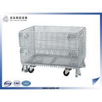 Equipment Storage Cages