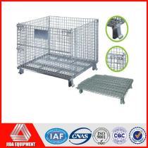 Galvanized wire baskets