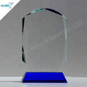 Blue Base Blank Plaques Wholesale