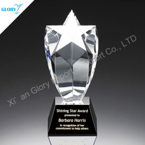 Black Base Crystal Star Awards