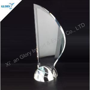 New Design Award Crystal Blanks