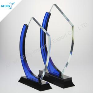 New Custom Glass Corporate Awards