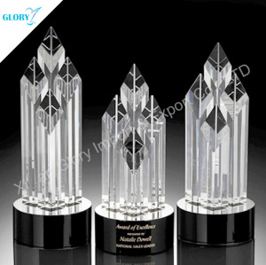 Best Custom Crystal Trophies and Awards
