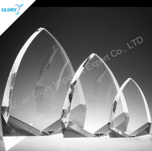 Personalized Crystal Plaques For Award