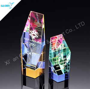 China Custom Crystal Awards Supplier