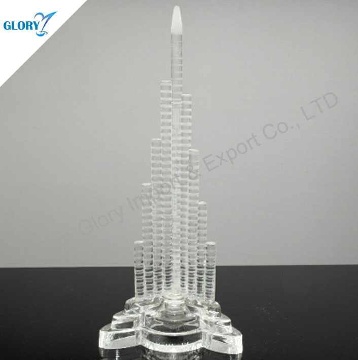 Custom Building Crystal Trophies Dubai