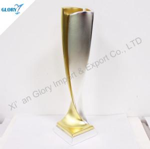 Custom Elegant Metal Award Trophy