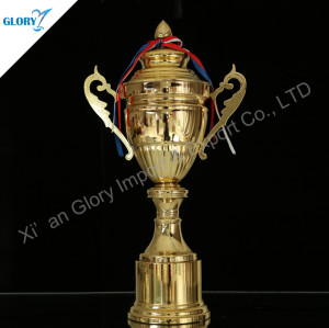 Wholesale Quality Golden Trophies Cup