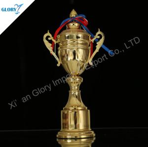 Custom Metal Honor Trophy Cups For Sport