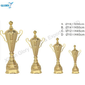 Quality Sport Metal Trophy Cups