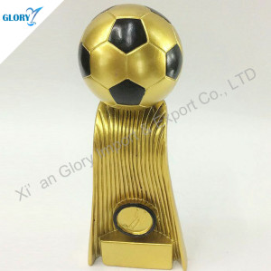 Sport Theme Football Resin Trophies
