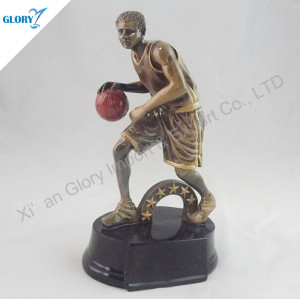 Quality Resin Basketball Trophies