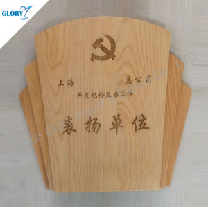 Wholesale Blank Unfinished Wood Plaques