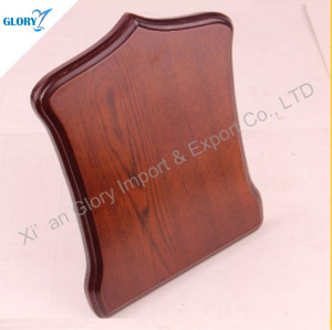 Custom Blank Wooden Award For Souvenir
