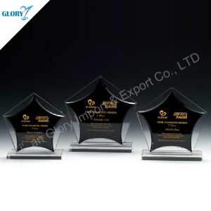 2016 Mini Star Crystal Trophy For Souvenir