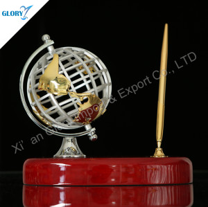 Decorative World Globe Desktop Gifts For Souvenir