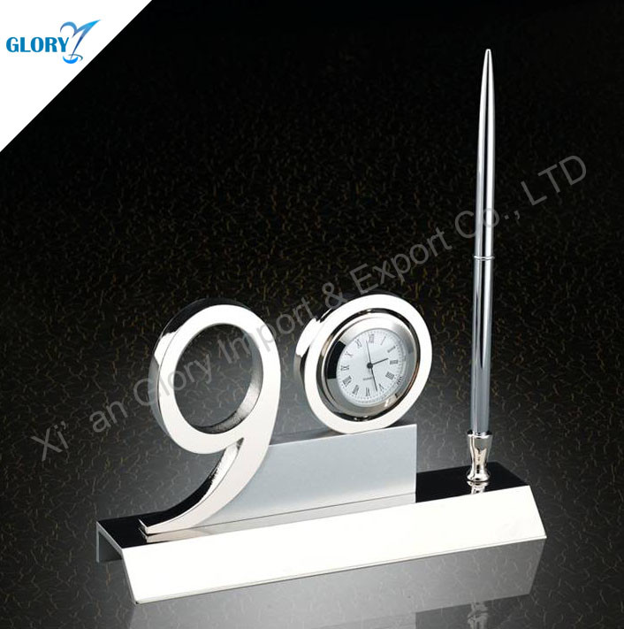 60th Anniversary Gift with Clock
