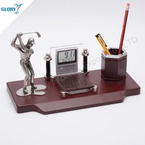 Desktop VIP Golf Gifts for Souvenir
