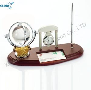 Wholesale Crystal Globe Desktop Gift