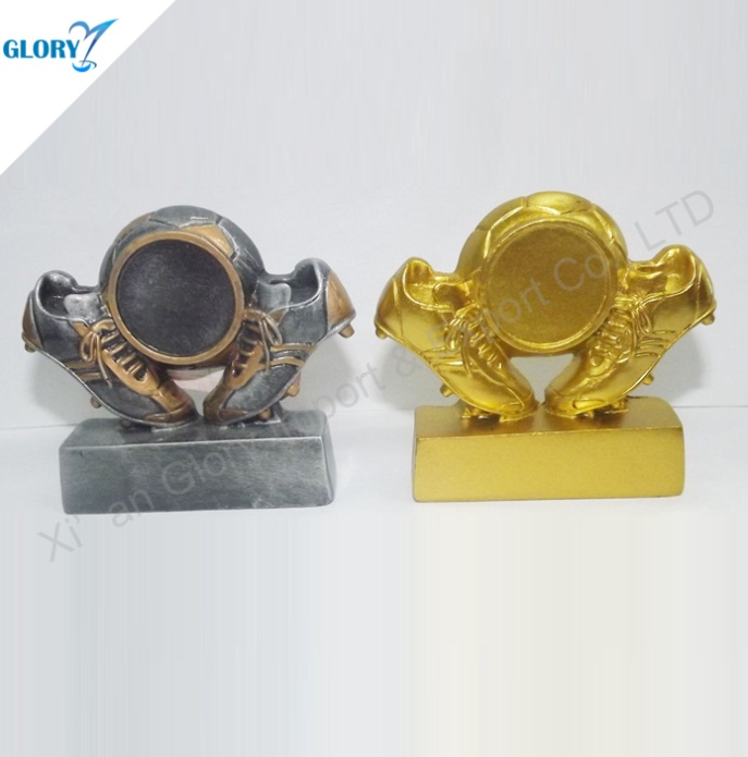 Fantasy Funny Resin Football Trophies and Awards