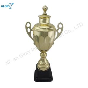 Wholesale Trophy Cup Supplier with Black Base