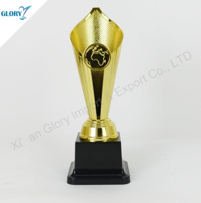 New Design Elegant Plastic Trophy Awards