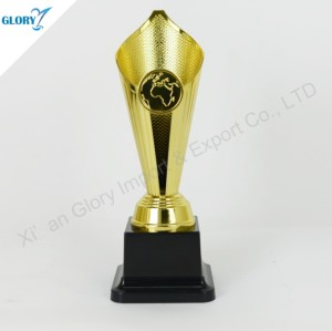 New Design Elegant Plastic Trophy Awards