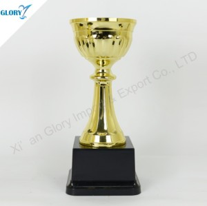 Wholesale Quality Elegant Plastic Cup Trophy