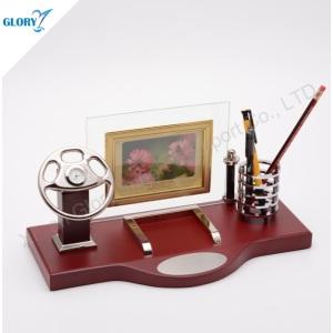 Elegant Steering Wheel Gift for Desktop Decoration