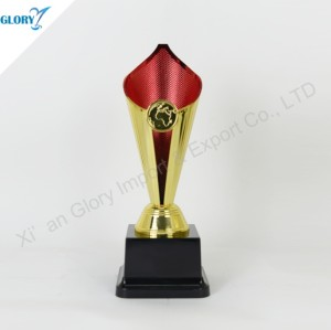 Quality Colorful Plastic Trophy Awards for Souvenir