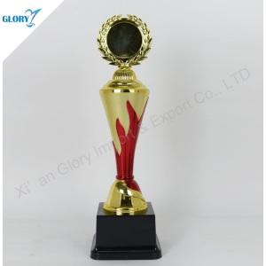 Wholesale Golden Plastic Trophy Components