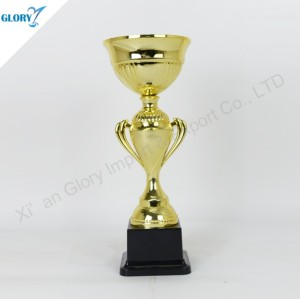 Wholesale Golden Cup Plastic Award Trophies