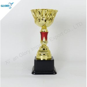 Quality Golden Trophy Cup for Souvenir
