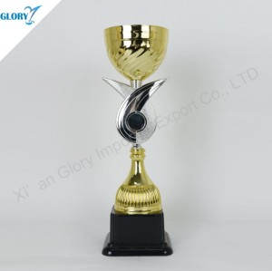 High Quality Golden Trophies Cups