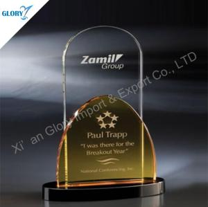 New Corporate Engraved Crystal Awards