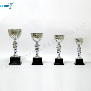 New Design Silver Trophies and Awards