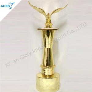 Wholesale Golden Eagle Metal Trophy