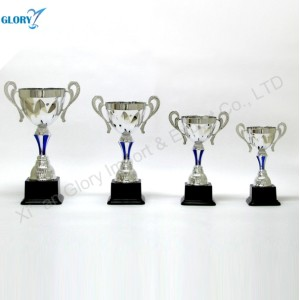 High Quality Cup Theme Silver Trophy