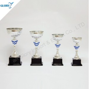 Quality Cup Theme Silver Trophies and Awards