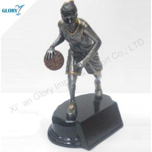 Wholesale Resin Basketball Trophies and Awards