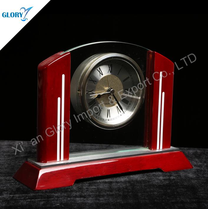 Custom Elegant Wooden Clocks for Sale