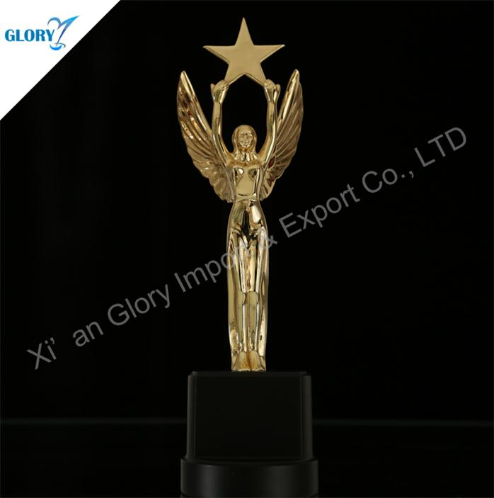 Wholesale Quality Metal Star Awards Statues