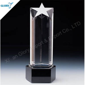 Wholesale Clear Star Unique Crystal Awards
