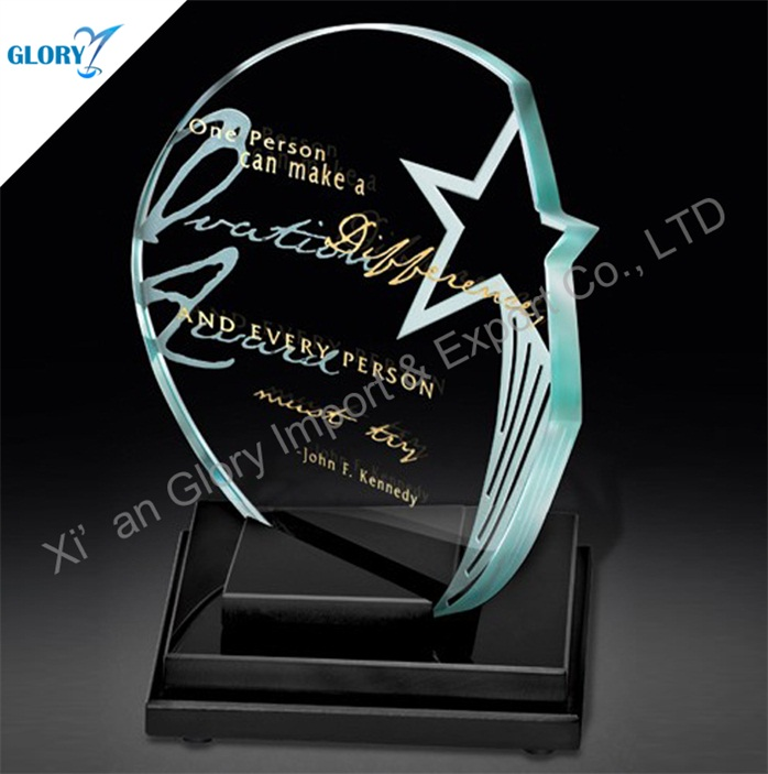 Elegantly Crystal Star Trophies and Awards